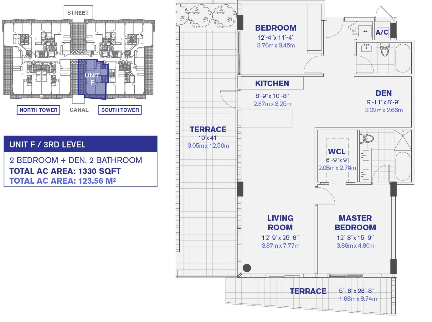 03 f 2 bedroom den floorplan new build homes for 2 bedroom with den