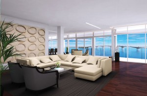 Aqua luxury waterfront condos in Sarasota