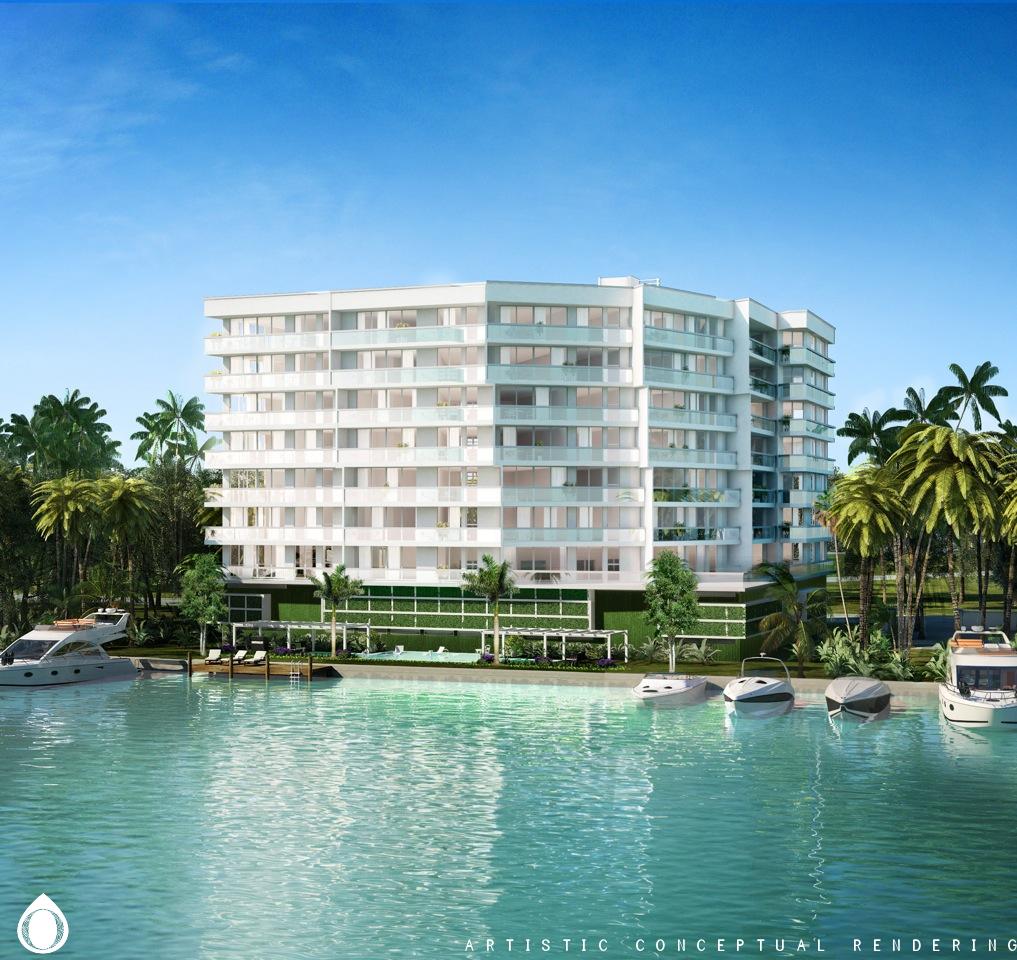 O Residences At Bay Harbor Islands In Miami