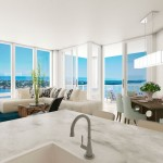 Vue-Sarasota-Bay-lounge-kitchen-view