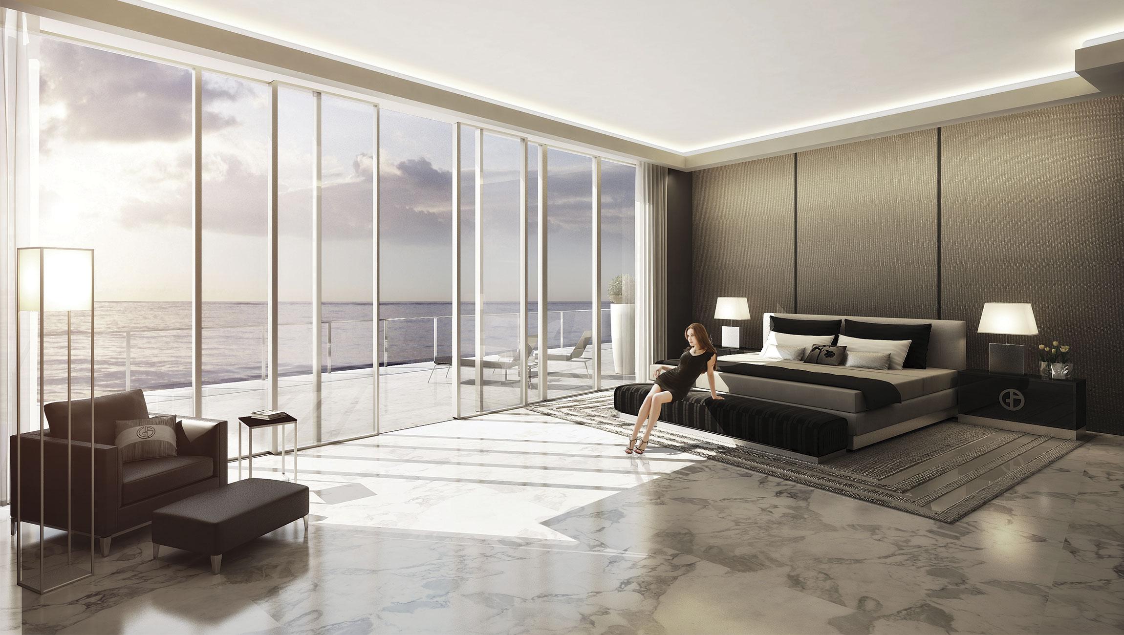 Armani Residences New luxury preconstruction condos in Miami