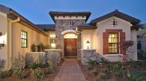 Belle Mar model at The Country Club East at Lakewood Ranch