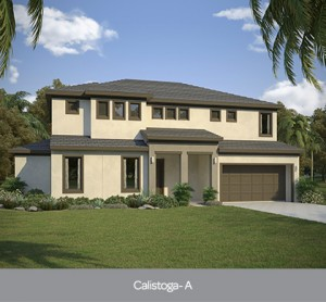 Calistoga model vacation home for sale in Orlando at Sonoma Resort
