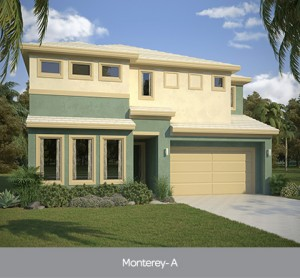 Monterey model vacation home for sale at Sonoma Resort in Orlando