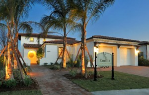 Emilia model at The Country Club East at Lakewood Ranch