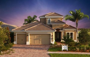 Sarezzo model at The Country Club East at Lakewood Ranch