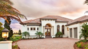 Akarra model at The Country Club East at Lakewood Ranch