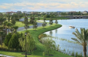 Lakewood Ranch lakeside living near Sarasota