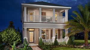 Baldwin Cove Orlando By Meritage Homes