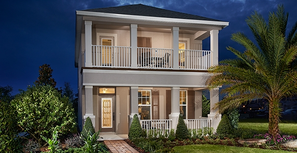 Baldwin cove is a new community of homes in baldwin park Home builders com