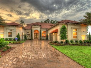 Biltmore model at Live Oak Estates in Orlando