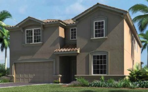 Clearwater model at Windsor at Westside Resort Vacation Homes
