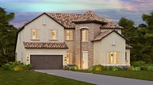Enclave at Windermere Landing by Meritage Homes