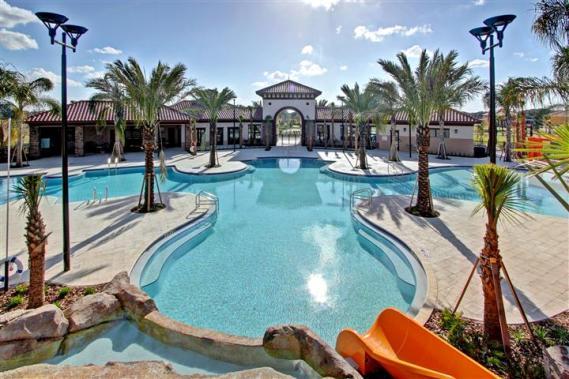 Solterra Resort swimming pool