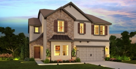 Rockford Model At Baldwin Cove In Park Orlando