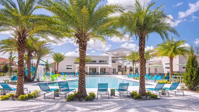 Veranda Palms Kissimmee new vacation homes for sale