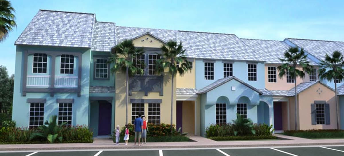 Festival Resort Davenport Vacation Homes New Build Homes