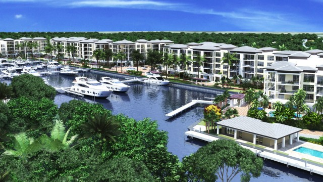 Azure Palm Beach Luxury New Waterfront Condos