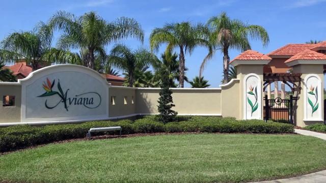 Aviana Resort Community near Disney. New vacation homes for sale Aviana Resort