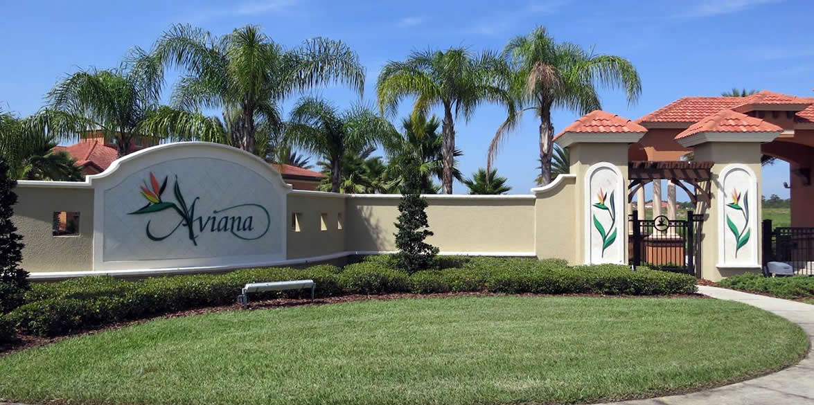Aviana Resort In Davenport Orlando