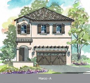 Marco model at Residences at Dellagio