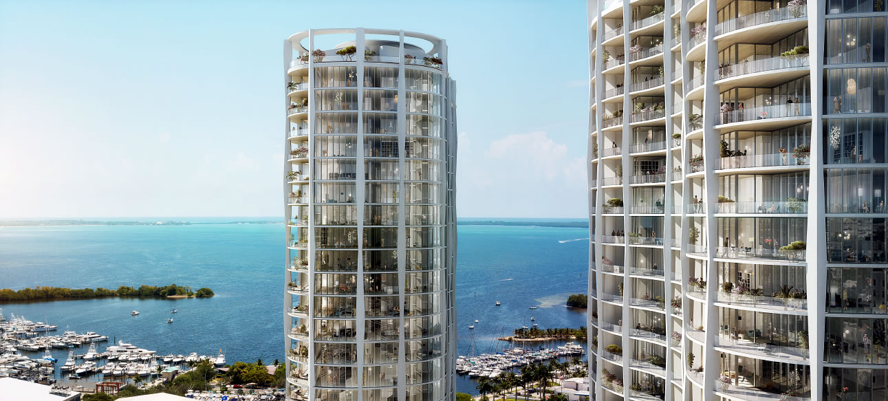 Park Grove At Coconut Grove Condos New Build Homes