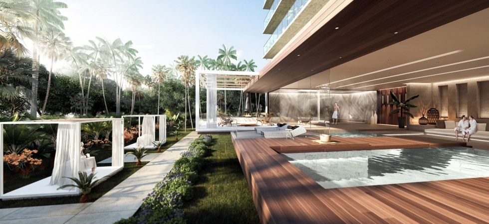 The Harbour North Miami Beach Spa New Build Homesnew