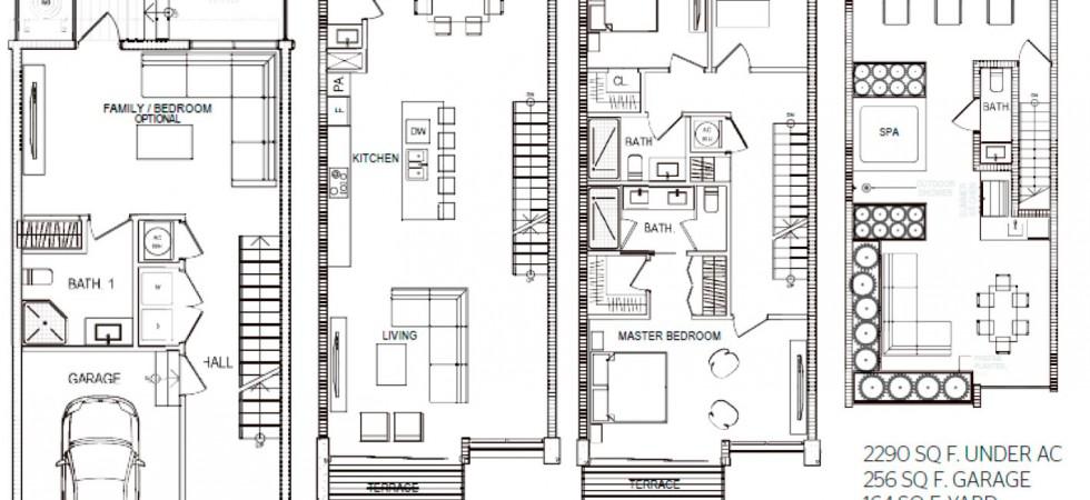 9900 Bay Harbor Floorplan B New Build Homesnew Build Homes
