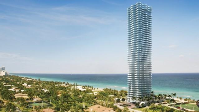 Regalia Sunny Isles. Luxury oceanfront condo residences for sale