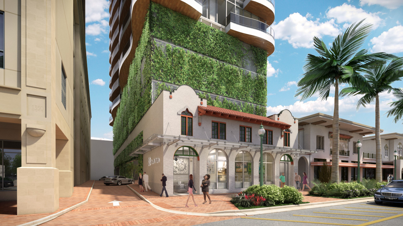 how to build high rises in southern florida