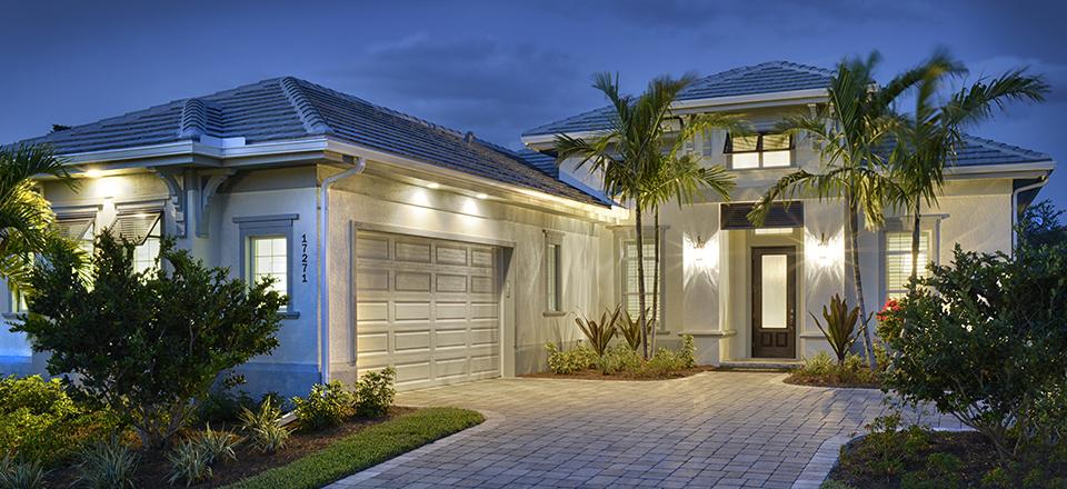 Ft myers model homes