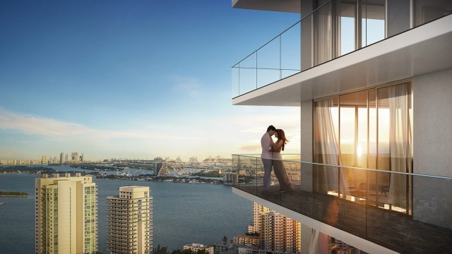 Ion East Edgewater new pre-construction condos in Miami