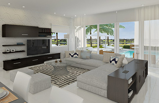 Modern Doral New Luxury Homes For Sale In Doralnew Build Homes