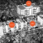 Site Plan The Orange Club in Sarasota