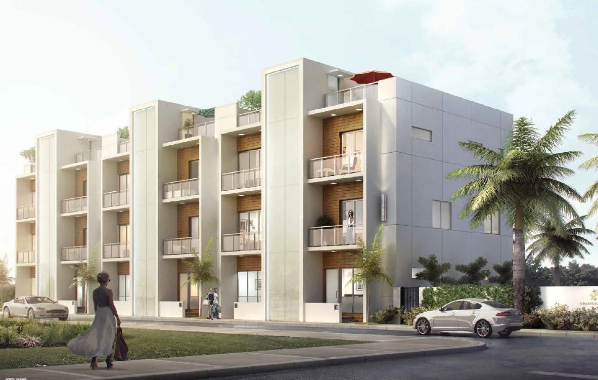 Townhomes Orange Club Sarasota New Build Homes