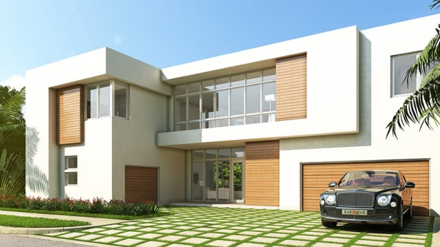 Modern doral new luxury homes for sale in doralnew build homes for Casas de lujo en miami