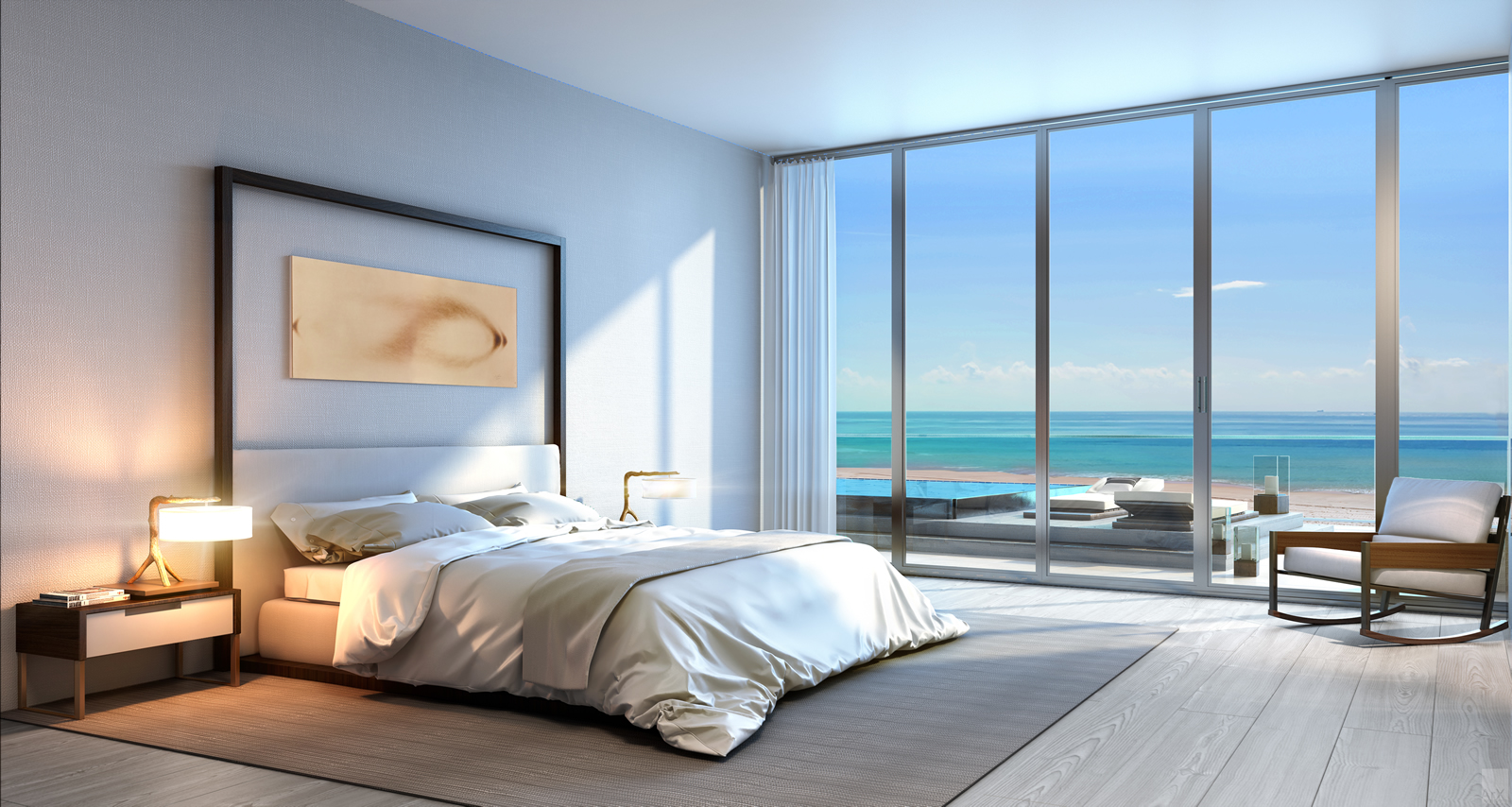 Superior Auberge Beach Residences U0026 Spa Bedroom With Oceanview