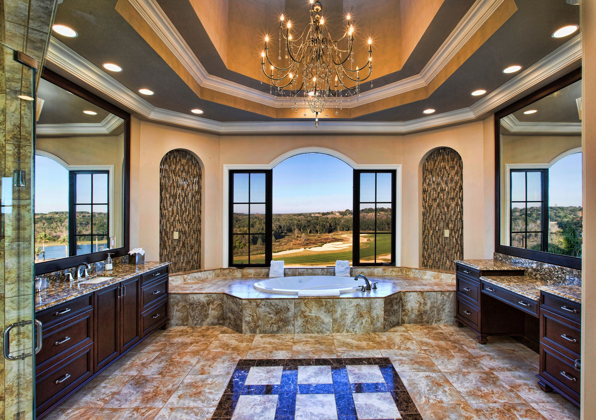 Bella collina new homes in constructionnew build homes for Tuscan luxury homes