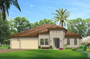 Mockingbird Crossing is a new gated community in Naples