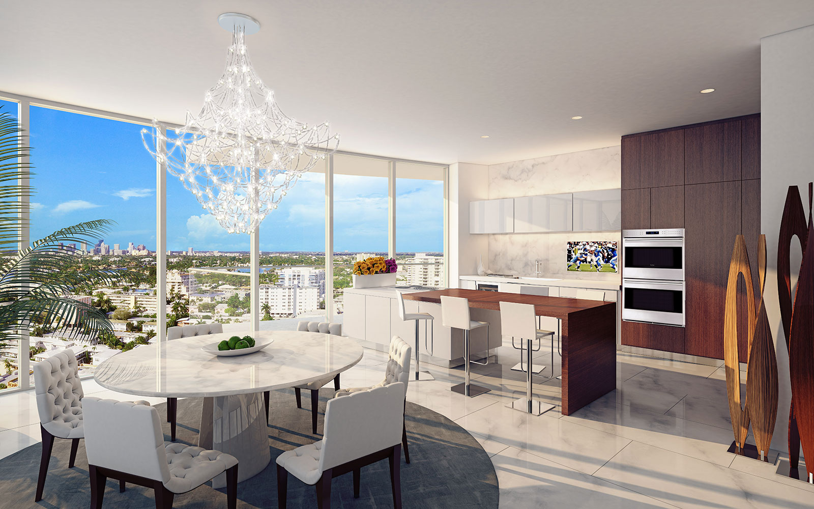 The Paramount luxury beachfront condos Fort LauderdaleNew Build Homes
