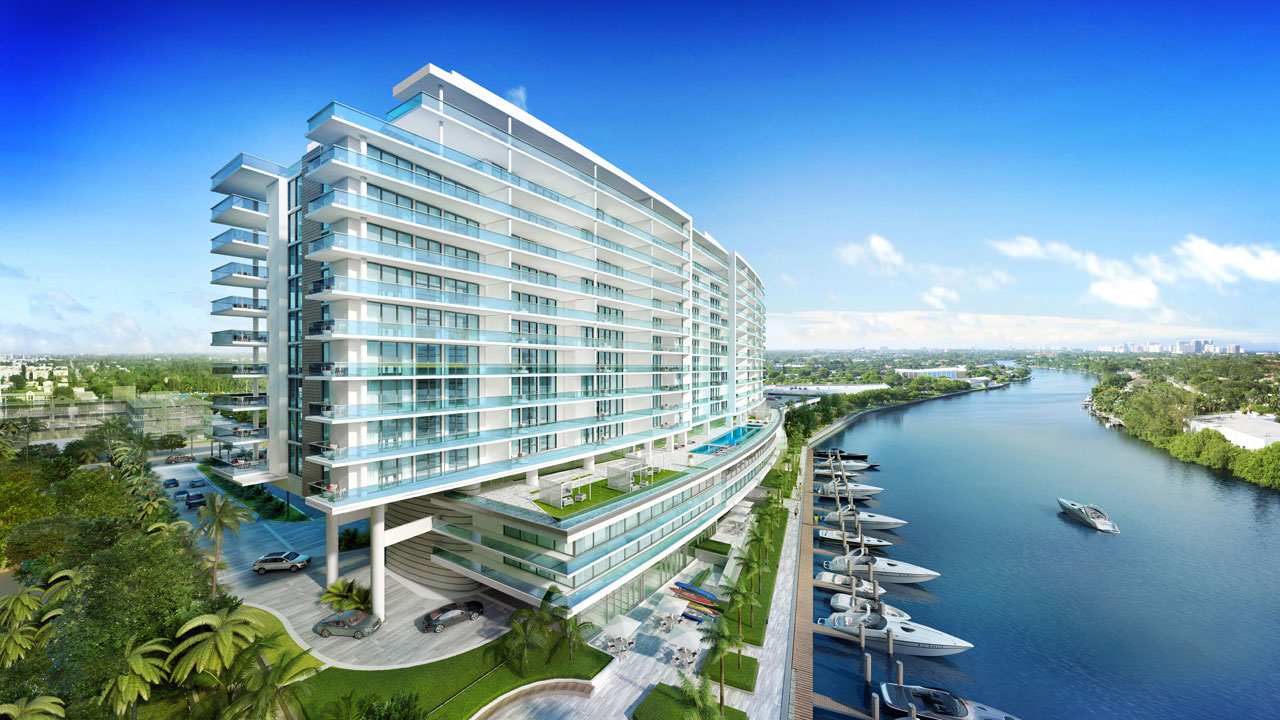 Fort Lauderdale Water Front Property For Sale