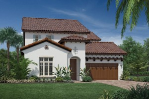 Aurea model at Royal Cypress Preserve