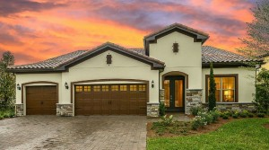 Sandpoint model Enclave at VillageWalk in Lake Nona