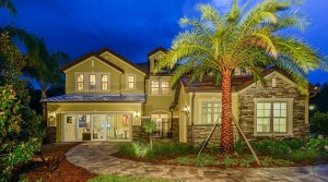 Sunchase model Enclave at VillageWalk in Lake Nona