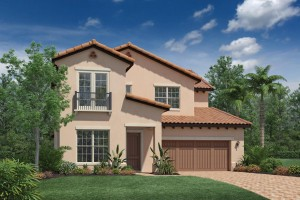 Gardenia model at Royal Cypress Preserve