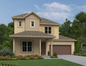 Bimini model at Peachtree Park in Windermere