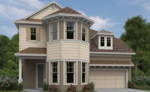 Biscayne model at Peachtree Park in Windermere