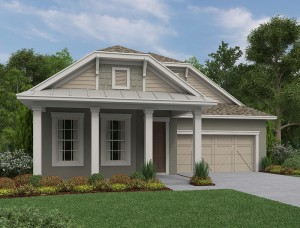 Grand Key model at Peachtree Park in Windermere
