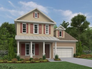 Sugarloaf model at Peachtree Park in Windermere