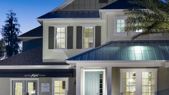 Peachtree Park new homes in Windermere, Orlando